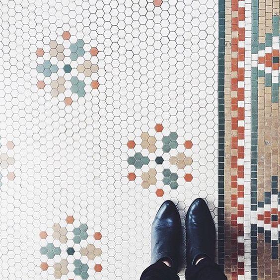 10 Super Hexy Floor Patterns Fireclay